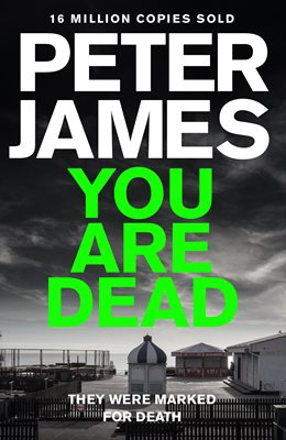 Book cover for You Are Dead